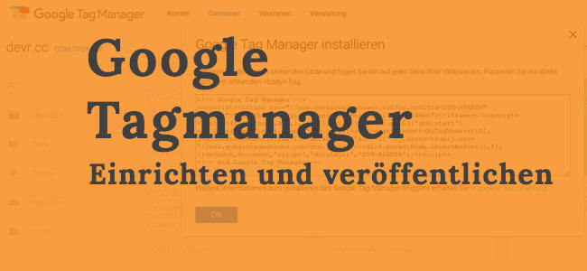 google-tagmanager-header